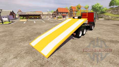 Iveco Stralis 300 [evacuator] para Farming Simulator 2013