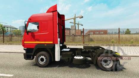 MAZ-5440Е9 para Euro Truck Simulator 2
