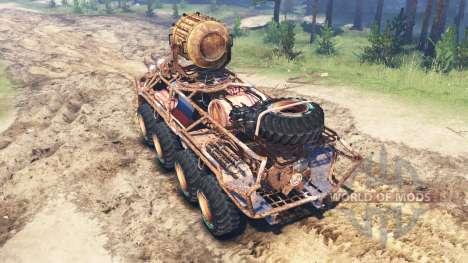 APC Mongo para Spin Tires