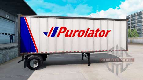 Colección de 60 skins para remolques para American Truck Simulator