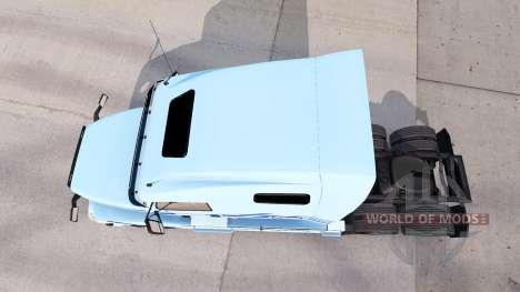 La piel de Werner Empresas tractor Volvo VNL 670 para American Truck Simulator