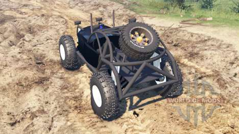 Rock Buggy para Spin Tires