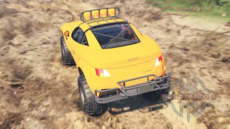 GTA V Coil Brawler para Spin Tires