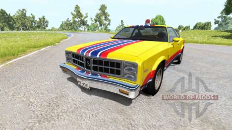 Bruckell Moonhalk MFP Pursuit para BeamNG Drive