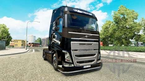 El Guardar el Anillo de la piel para camiones Vo para Euro Truck Simulator 2