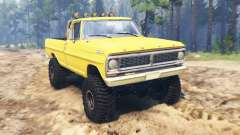 Ford F-250 1972 4x4