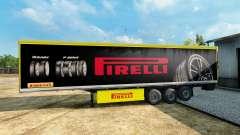 Pirelli piel para el remolque