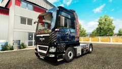 La piel De need for Speed Carbono para tractor H