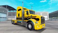 La piel Rayas v5.0 tractor Kenworth T800
