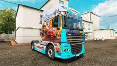 La piel de los Coches v2.0 camión DAF