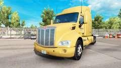 Bisonte de Transporte de la piel para el camión