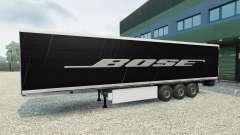 La piel Bose en el trailer