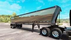 Chrome semi camión