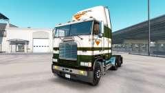 La piel POZZi para camión Freightliner FLB