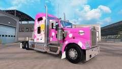 Sakura piel para el Kenworth W900 tractor