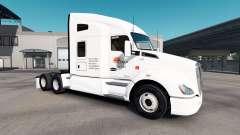 De la piel al Amanecer y camiones Peterbilt Kenw