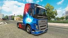Galaxy pieles para camiones Volvo