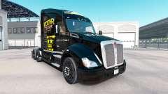 Rockstar Energy piel para el Kenworth tractor