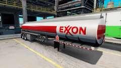 Logotipos de empresas de combustibles en los rem