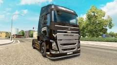 La piel de Alter Bridge en Volvo trucks