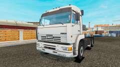 KamAZ-54115 turbo