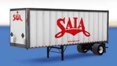 Los logos de las empresas reales en el trailer