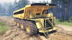 Camión de minería de datos