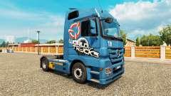 La piel del Mundo De Camiones para camiones