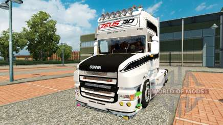 Scania T730 para Euro Truck Simulator 2