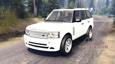 Range Rover Sport v2.0 para Spin Tires