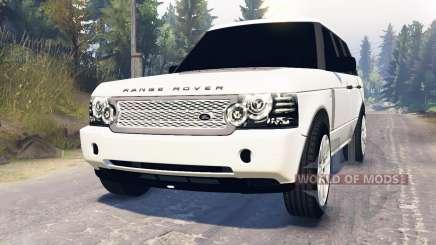 Range Rover Sport para Spin Tires