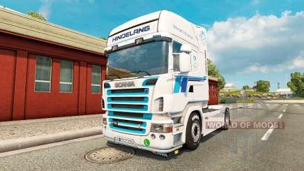 Scania R730 2008 Hindelang para Euro Truck Simulator 2