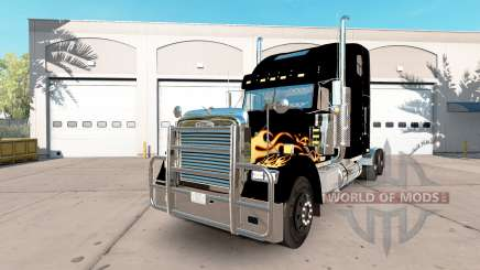 Freightliner Classic XL [reworked] para American Truck Simulator