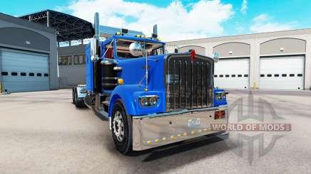 Kenworth W900A [fix] para American Truck Simulator