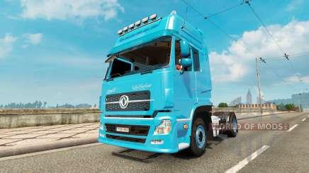 Dongfeng DFL 4181 para Euro Truck Simulator 2