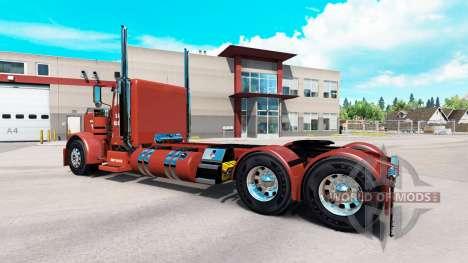 La piel de Halcón para Transportar el camión Pet para American Truck Simulator