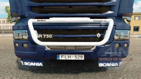 Optimización para Scania Streamline para Euro Truck Simulator 2
