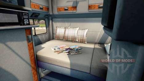 Peterbilt 379 [purple] para Euro Truck Simulator 2