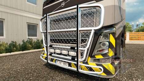 Front Grill para Euro Truck Simulator 2