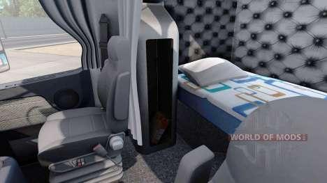 Volvo VNL 660 v2.3 para American Truck Simulator