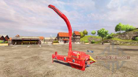 Pottinger Mex II Rotation para Farming Simulator 2013