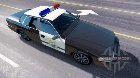 California Highway Patrol para American Truck Simulator