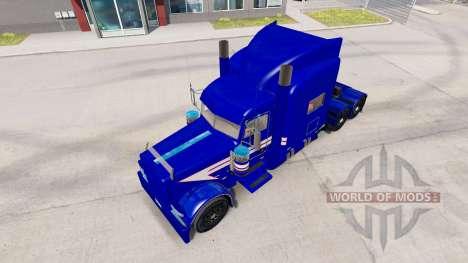 Jarco de Transporte de la piel para el camión Pe para American Truck Simulator