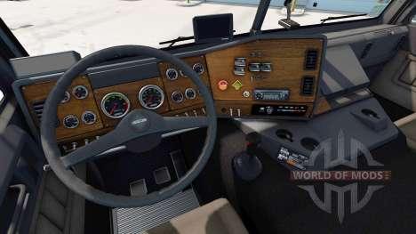 Freightliner FLB v2.0 para American Truck Simulator