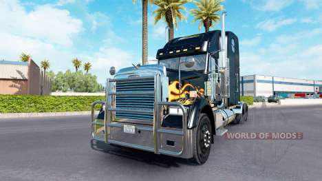 Freightliner Classic XL [update] para American Truck Simulator