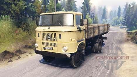 IFA W50 L para Spin Tires