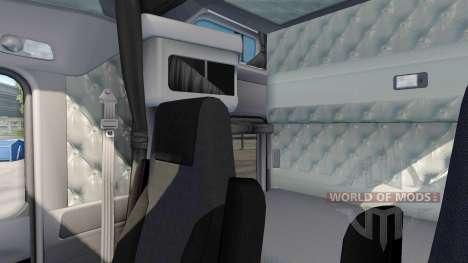 Kenworth W900 v1.3 para American Truck Simulator