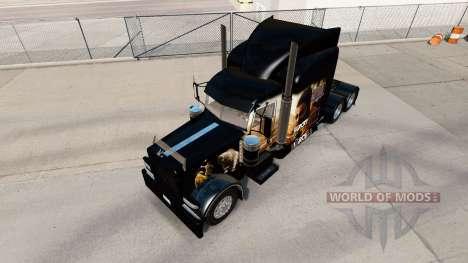 La piel de Far Cry Primordial para el camión Pet para American Truck Simulator