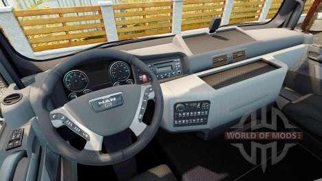 MAN TGX v1.01 para Euro Truck Simulator 2
