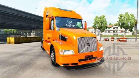 Volvo VNL 660 [update] para American Truck Simulator